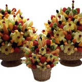 wedding bouquets of fruit